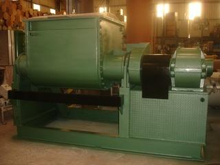 Misturador Sigma em aço inox, 1.770 litros