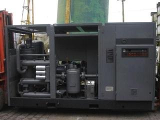 Compressor de Ar Comprimido de Parafuso