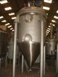Reator em aço inox, 1.200 litros